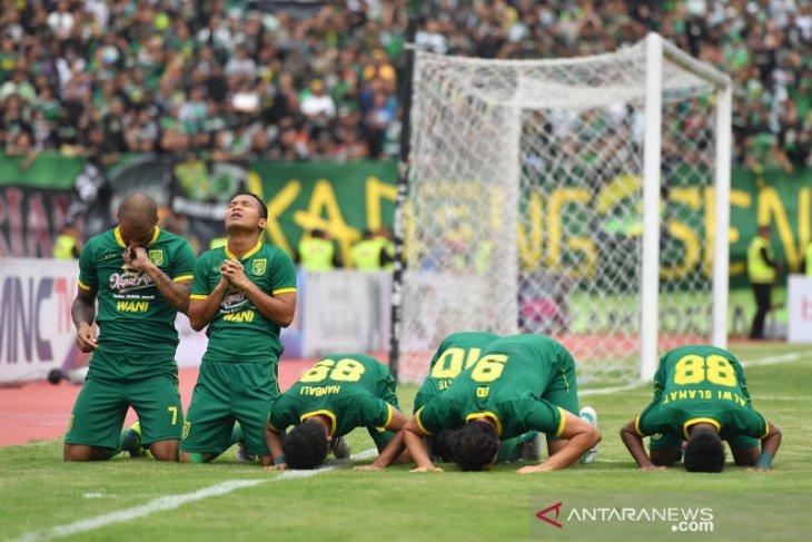 Persebaya juara Piala Gubernur Jatim usai taklukkan Persija 4-1