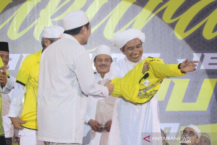 Gubernur Kalsel Hadiri Syukuran PS Barito Putera