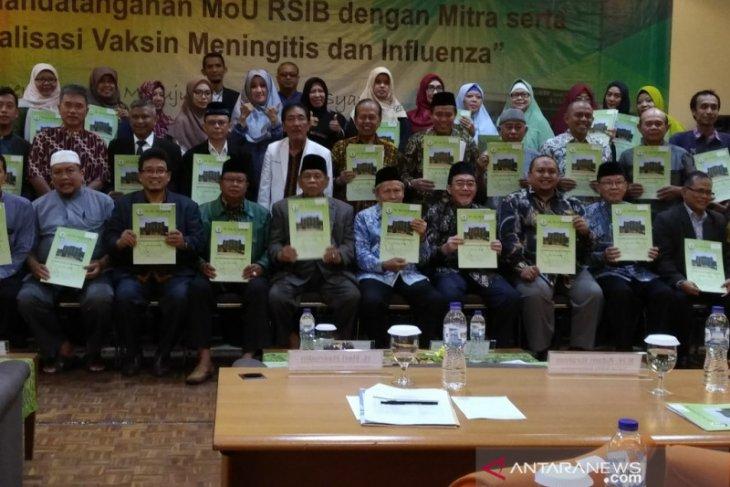 RSIB  jalin kerja sama dengan 58 lembaga mitra di Kota Bogor
