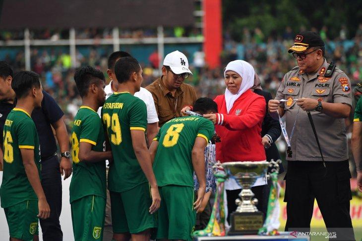Persebaya juara Piala Gubernur Jawa Timur