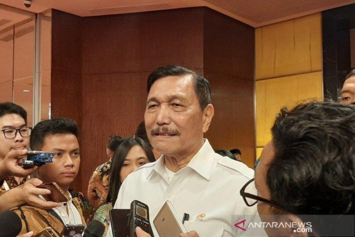 Luhut: Turis China ke Indonesia cuma 2 juta kok ribut