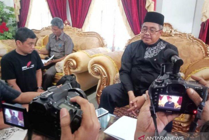 Videonya viral, berikut penjelasan Bupati Aceh Barat terkait kericuhan di rumah dinas