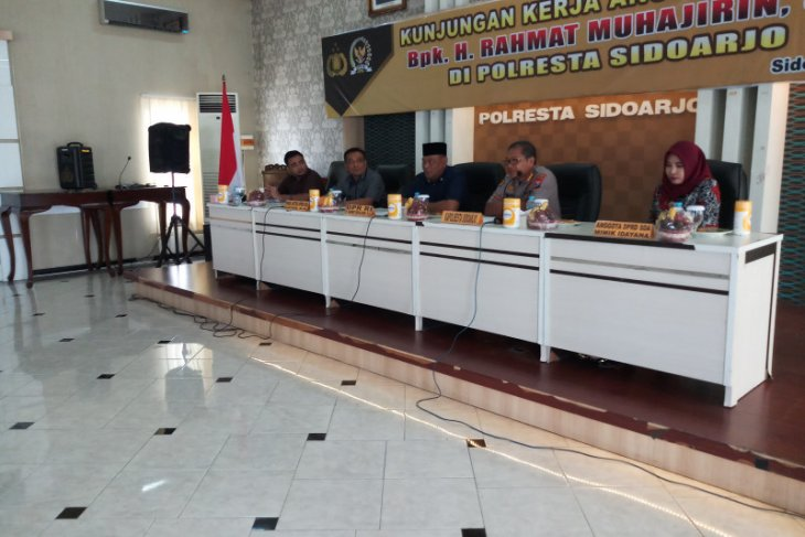 Cegah korupsi, Komisi III DPR minta kepolisian tingkatkan pengawasan dana desa