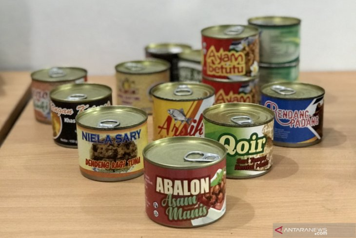 LIPI kantongi enam paten riset pengalengan masakan tradisional