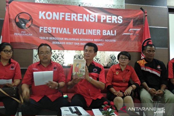 23 Februari,  PDIP se-Bali hadirkan