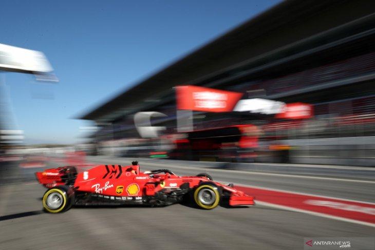Binotto: saat ini Ferrari tak cukup cepat ketimbang mobil rival