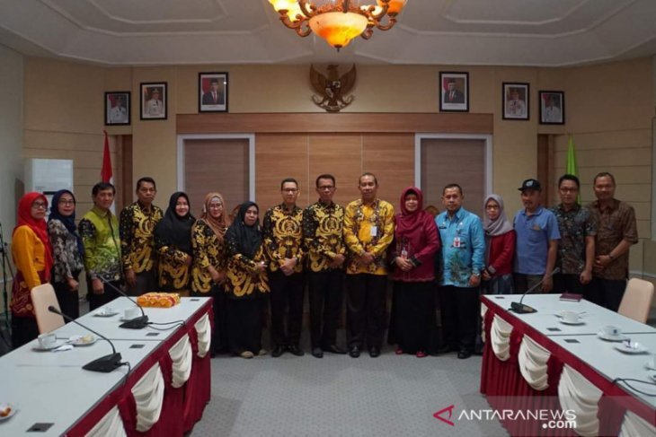 Pansus III DPRD dan Dinas PPKBPPA Tala kunjungi HSS