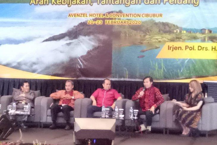 Ketua DPRD dorong Kerinci dan Sungaipenuh susun rencana induk pembangunan kepariwisataan