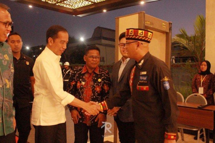 Jokowi Bermalam Di Kyriad Muraya Hotel Aceh Antara News Aceh