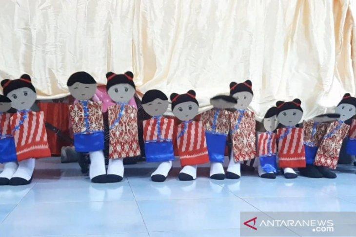 Tari Dengkul tampil di Konferensi AJI Pontianak