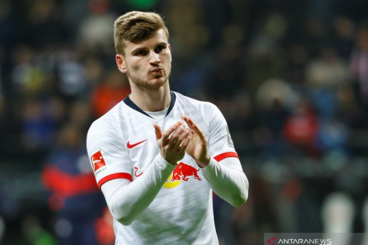 Timo Werner puji Jurgen Klopp, akan gabung Liverpool?
