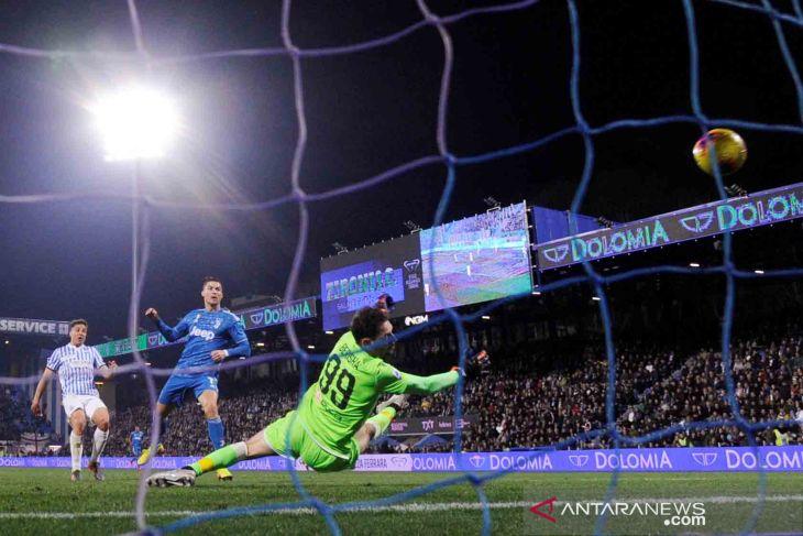 Juventus amankan kemenangan atas SPAL