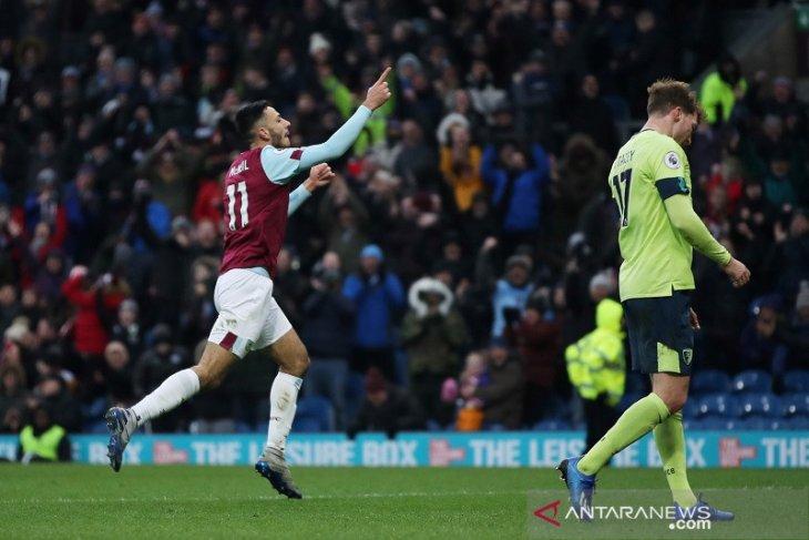 Burnley lanjutkan tren positif, Sheffield United terjegal di kandang