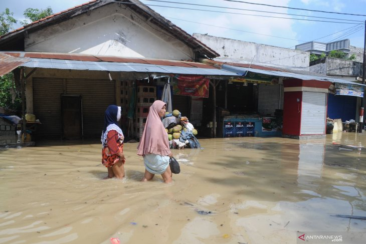 Banjir di Pamekasan