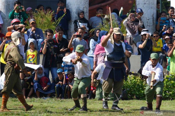 Drama teatrikal pemberontakan Tentara Peta