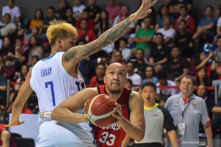 Indonesia melanjutkan Kualifikasi FIBA Asia 2021 di Filipina