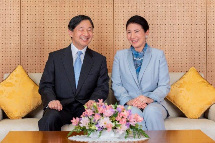 Berulang tahun saat pandemi, Kaisar Jepang harapkan masa depan yang cerah