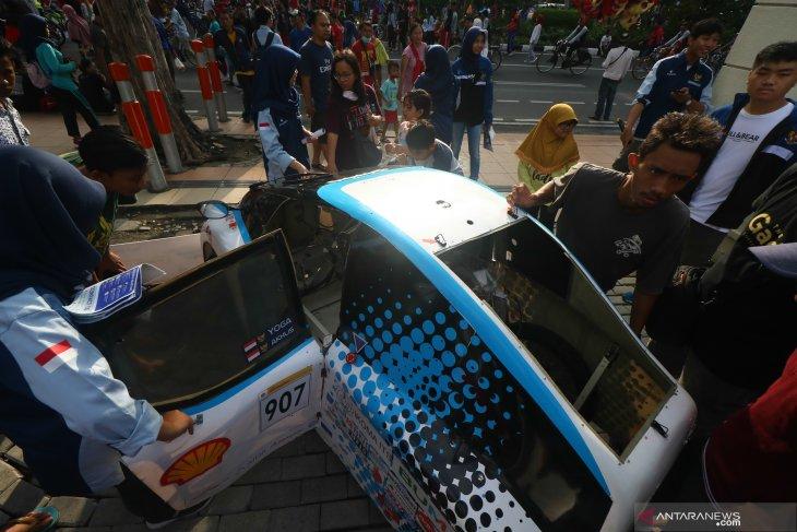 Pengenalan mobil berbahan bakar hidrogen