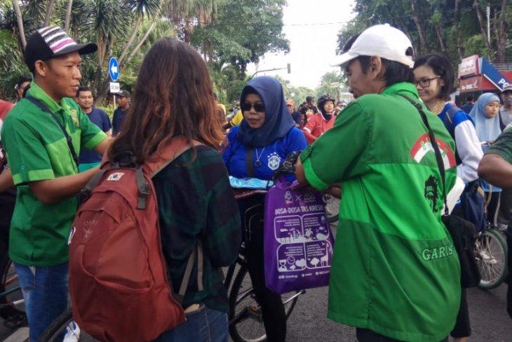 Nol Sampah nilai Surabaya butuh Perwali pembatasan plastik sekali pakai