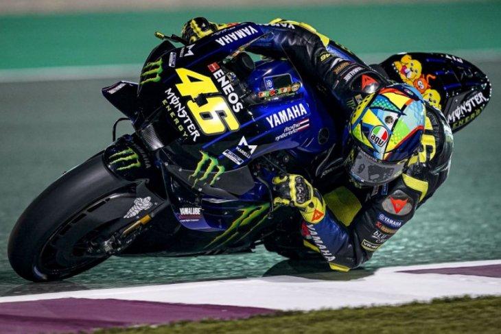 Ini komentar Rossi untuk Yamaha M1 2020