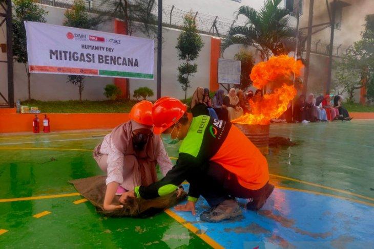ACT Sumut latih siswa di Medan mitigasi bencana