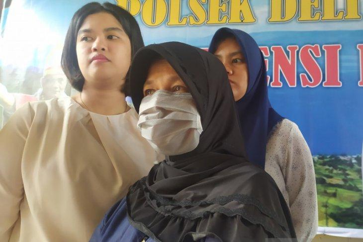 Istri penganiaya suami yang lumpuh di Deli Tua ditetapkan sebagai tersangka