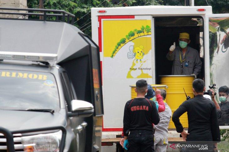 Menristek: tindak pemilik zat radioaktif ilegal sesuai hukum