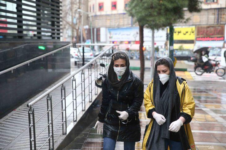 Iran melaporkan kasus pertama varian baru COVID-19 Inggris