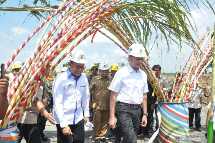 Holding Perkebunan Nusantara siap bantu pemerintah kurangi impor gula
