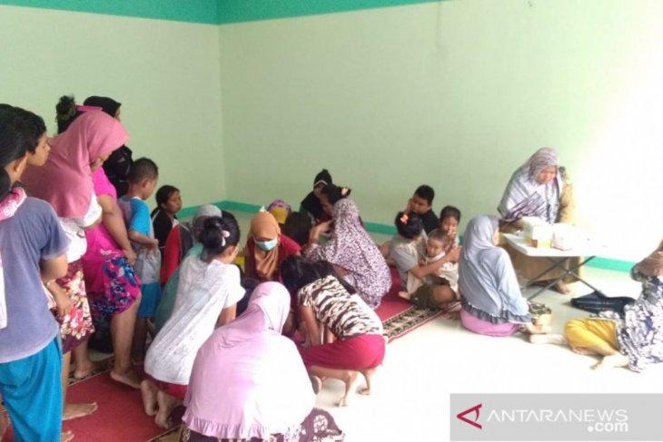Posko kesehatan disiagakan di daerah banjir Tangerang