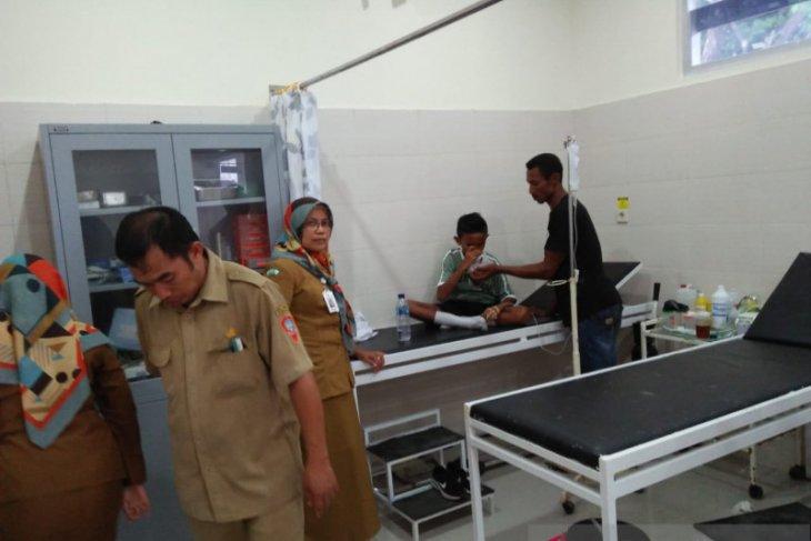 Tiga siswa SMP di Ambon keracunan minuman es lemon