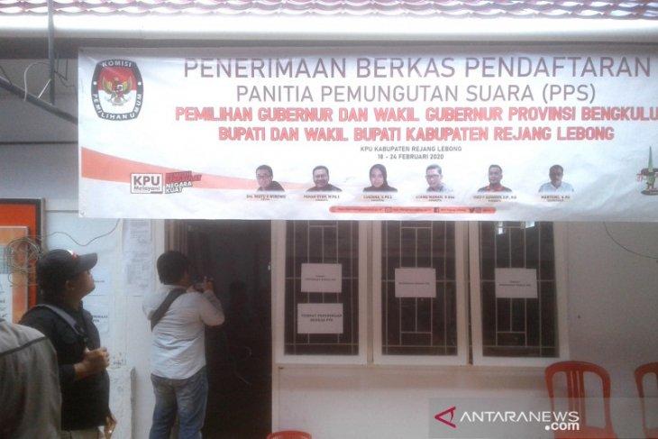 Pendaftar calon PPS pilkada mencapai 1.390 orang