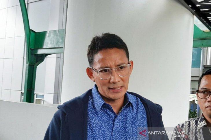 Sandiaga Uno ikut mengomentari Indonesia keluar dari negara berkembang
