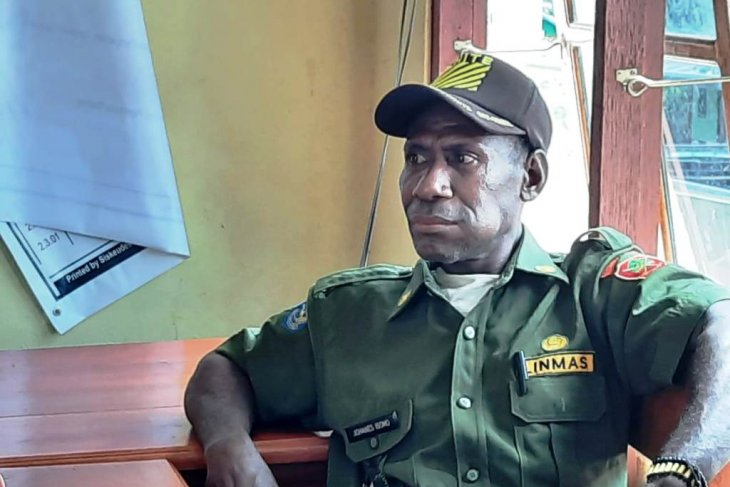 Tokoh adat Skanto imbau warga jaga keamanan Pilkada dan PON XX
