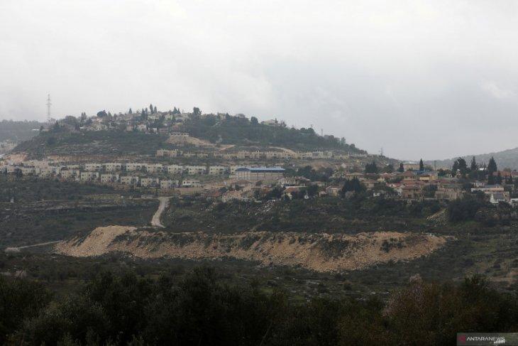 Palestina serukan tekanan dunia  hentikan pencaplokan Tepi Barat