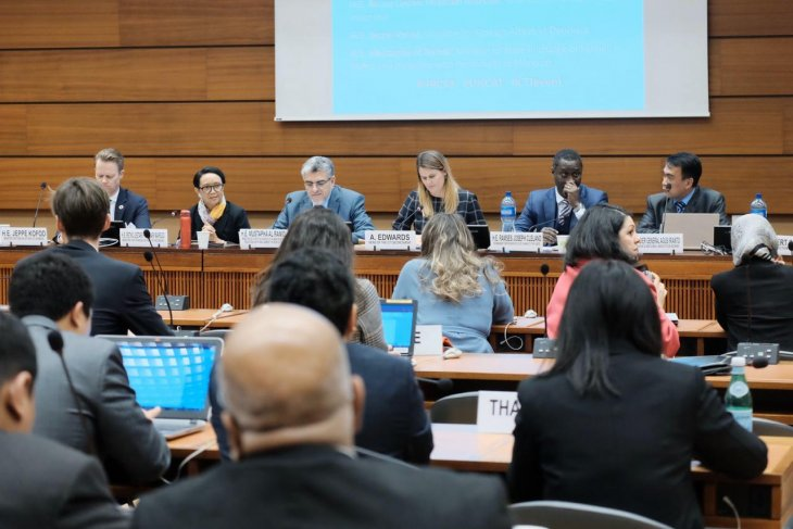 Indonesia pushes for universality in convention against torture
