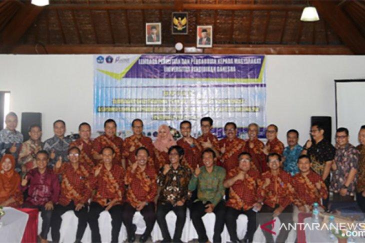 Forum LPPM se-Indonesia rumuskan turunan