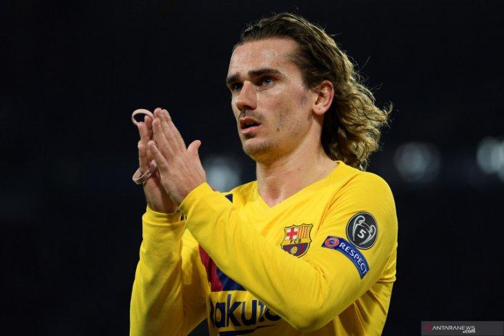 Liga Spanyol: Barcelona konfirmasi cedera Griezmann
