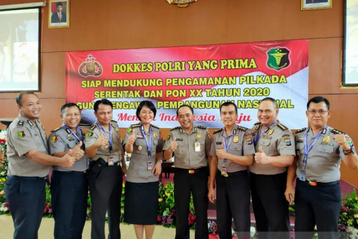 S Kalimantan Police wins two best performance in health