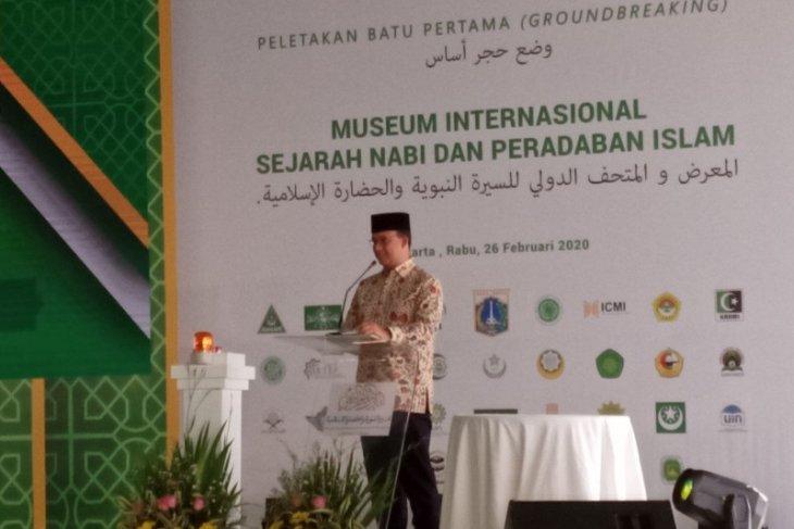 Anies Baswedan: Jakarta tuan rumah Museum Rasulullah jadi berkah tersendiri