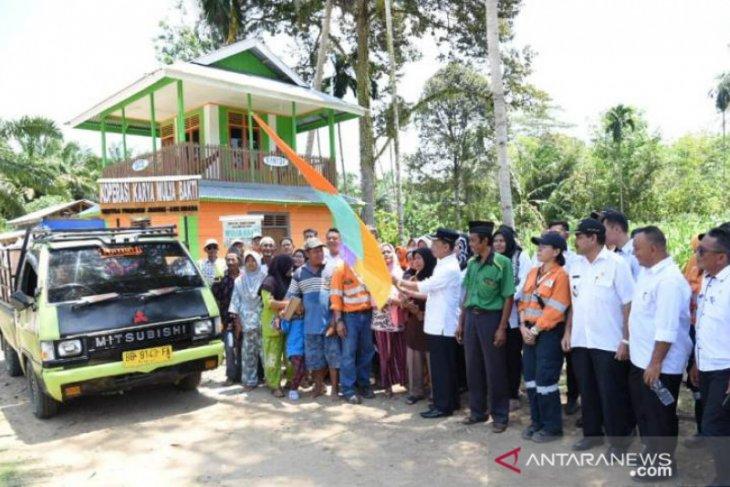 Bupati Tapsel resmikan fasilitas produksi Jagung Pipil dibangun PT.AR