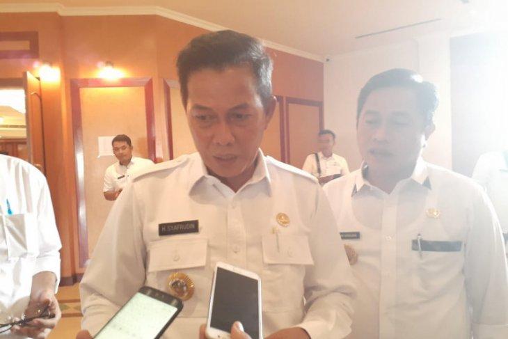 Wali Kota Syafrudin bentuk Tim Internal Pelaporan LKPJ 2019