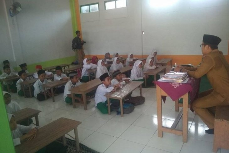 Pendidikan Madrasah di Lebak tidak ditemukan terpapar paham radikalisme