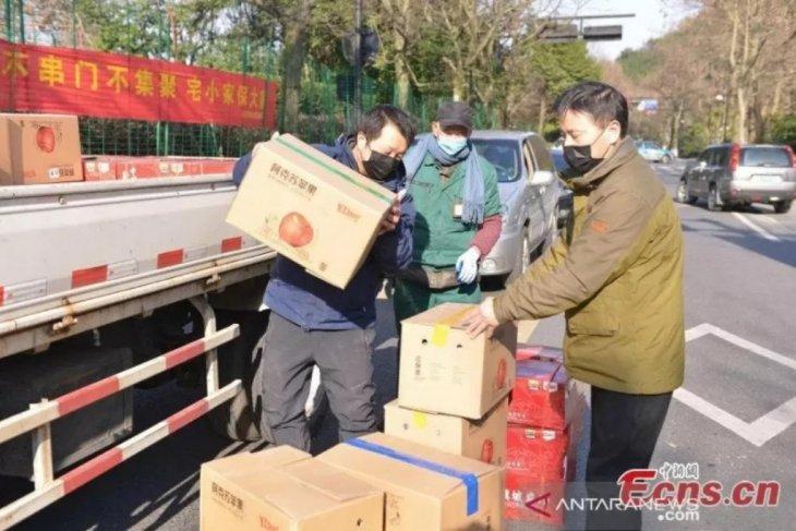 Umat Islam di China mendonasikan Rp185,4 miliar tanggulangi corona