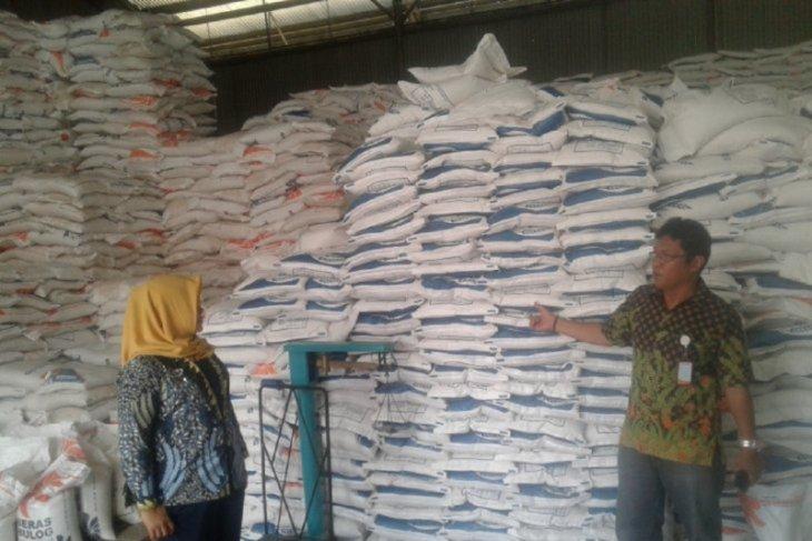 Pandemi COVID-19, Bulog Bengkulu pastikan stok beras aman