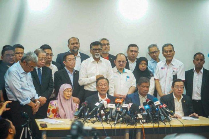 Majelis Presiden PH protes pengumuman Mahathir