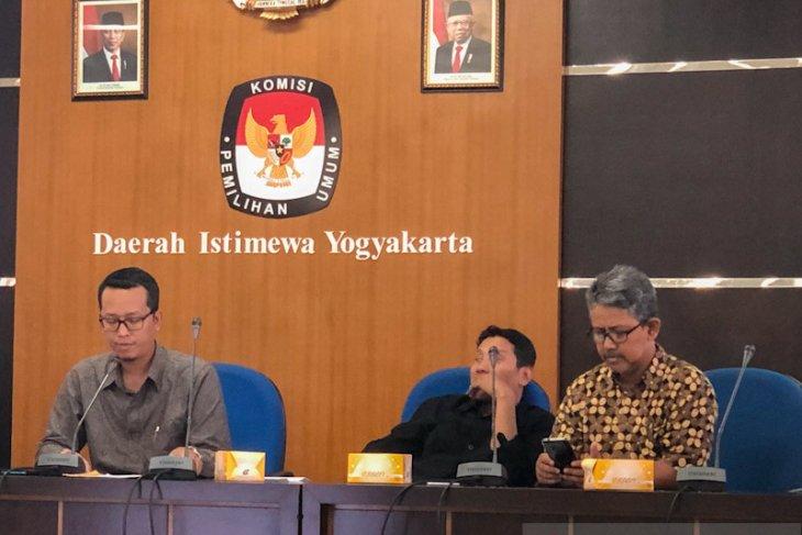 Pendaftar calon perseorangan pilkada hanya ada di Kabupaten Gunung Kidul