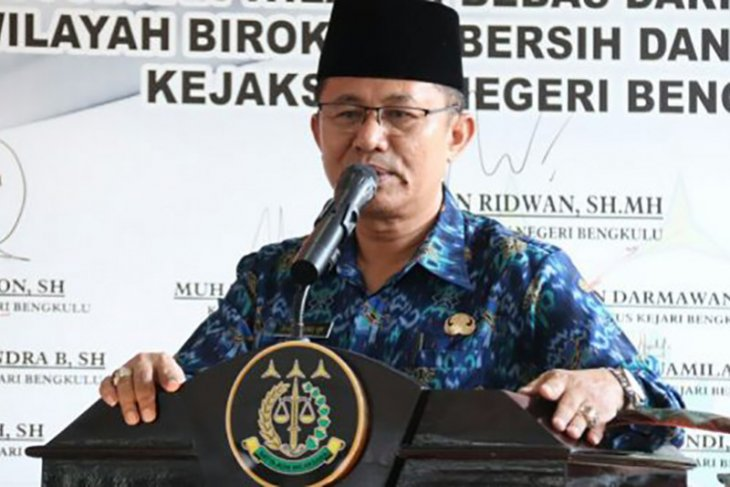 Pemkot Bengkulu dan Kejari komitmen wujudkan wilayah bebas korupsi