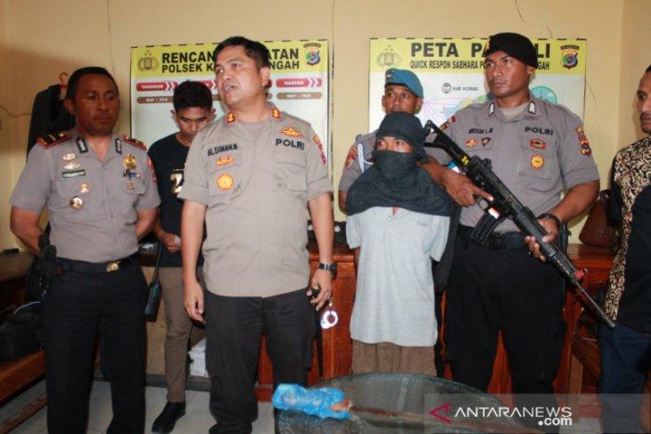 Polres tangkap pelaku pembunuhan sadis, korban adik ipar sendiri