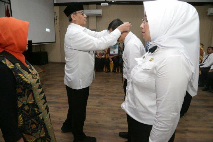 Gubernur Wahidin tekankan pejabat Banten hindari korupsi
